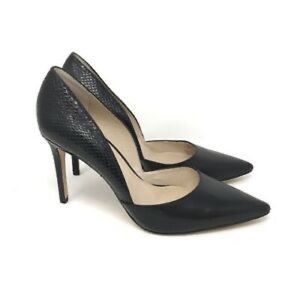 Louise et Cie Snake Leather Pointed Heels